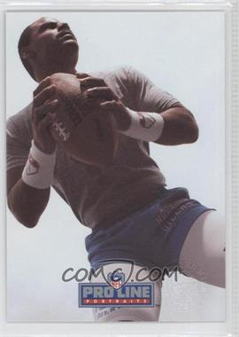 1991 Pro Line Portraits Punt, Pass and Kick #10 - Warren Moon