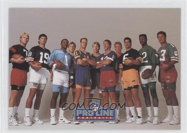 1991 Pro Line Portraits Punt, Pass and Kick #3 - Checklist