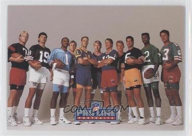 1991 Pro Line Portraits Punt, Pass and Kick #3 - Checklist