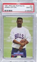 James Lofton [PSA 10]