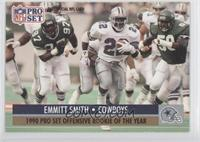 Emmitt Smith (Offensive ROY)