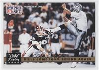 Bills Come From Behind Again (Steve Tasker, Jeff Gossett) (Corrected: NFLPA Log…