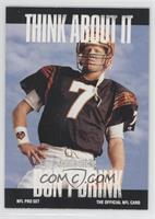 Think About It - Boomer Esiason (Small Text on Back)