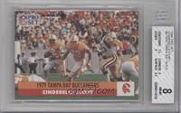 1979 Tampa Bay Buccaneers [BGS 8]