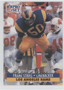 1991 Pro Set Mobil FACT - [Base] #205 - Frank Stams