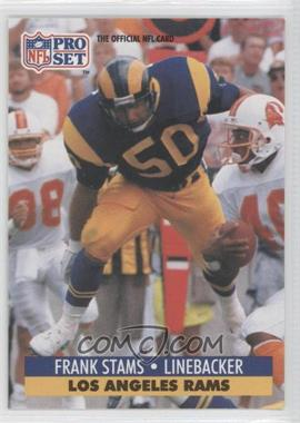 1991 Pro Set Mobil FACT #205 - Frank Stams