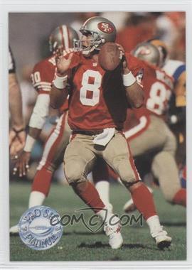 1991 Pro Set Platinum - [Base] #271 - Steve Young