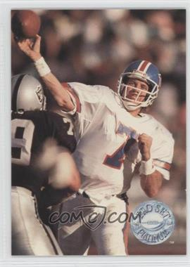 1991 Pro Set Platinum - [Base] #28 - John Elway