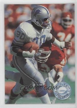 1991 Pro Set Platinum - [Base] #33 - Barry Sanders