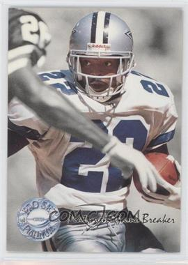 1991 Pro Set Platinum - PC #PC9 - Emmitt Smith
