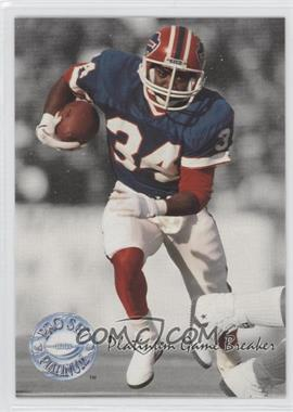 1991 Pro Set Platinum PC #PC10 - Thurman Thomas