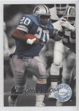 1991 Pro Set Platinum PC #PC8 - Barry Sanders