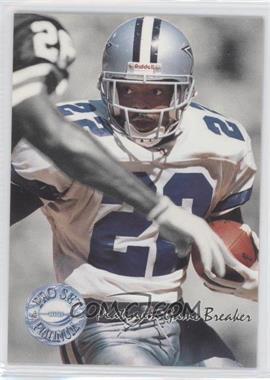 1991 Pro Set Platinum PC #PC9 - Emmitt Smith