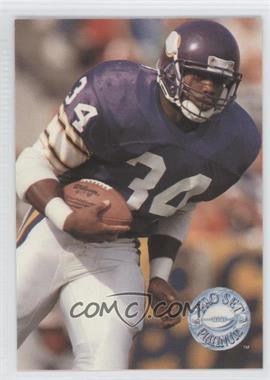1991 Pro Set Platinum #135 - Herschel Walker