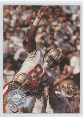 1991 Pro Set Platinum #140 - Jerry Rice