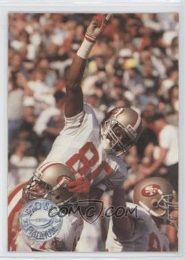 1991 Pro Set Platinum #140 - Jerry Rice