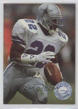 1991 Pro Set Platinum #25 - Emmitt Smith