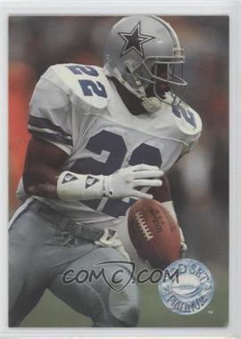 1991 Pro Set Platinum #25 - Emmitt Smith