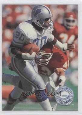 1991 Pro Set Platinum #33 - Barry Sanders