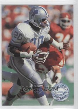 1991 Pro Set Platinum #33 - Barry Sanders