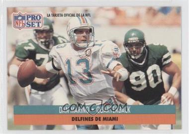 1991 Pro Set Spanish #131 - Dan Marino