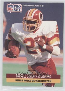 1991 Pro Set Spanish #247 - Darrell Green