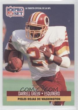 1991 Pro Set Spanish #247 - Darrell Green