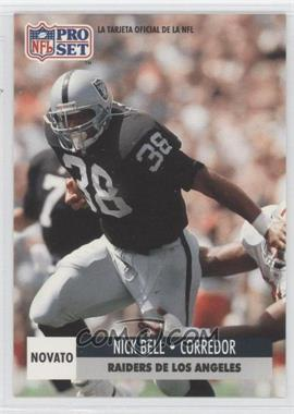 1991 Pro Set Spanish #265 - Nick Bell