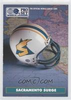 Sacramento Surge (WLAF) Team