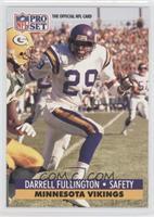 Darrell Fullington (Error: No ® Next to NFLPA Logo)