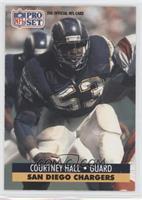 Courtney Hall