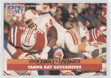 1991 Pro Set #313 - Ervin Randle