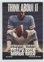 Warren Moon (Small Text on Back)