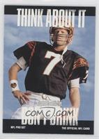 Think About It - Boomer Esiason (Large Text on Back)