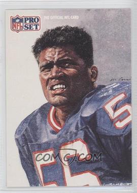 1991 Pro Set #394 - Lawrence Taylor