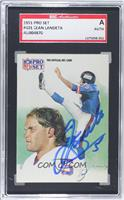 Sean Landeta [SGC AUTHENTIC AUTO]