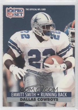 1991 Pro Set #485 - Emmitt Smith