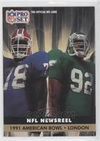 1991 American Bowl - London