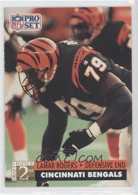 1991 Pro Set #781 - Lamar Rogers