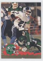 The Saskatchewan Roughriders vs