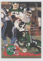 The Saskatchewan Roughriders vs The
