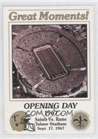 Opening Day 1967