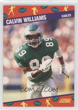 1991 Score National Convention #10 - Calvin Williams