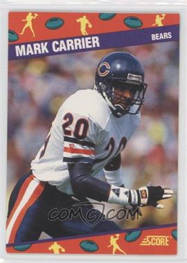 1991 Score National Convention #2 - Mark A. Carrier