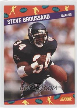 1991 Score National Convention #3 - Steve Broussard
