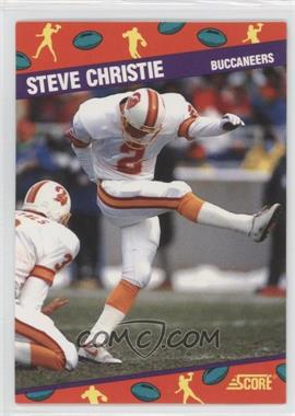1991 Score National Convention #5 - Steve Christie