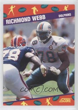 1991 Score National Convention #6 - Richmond Webb