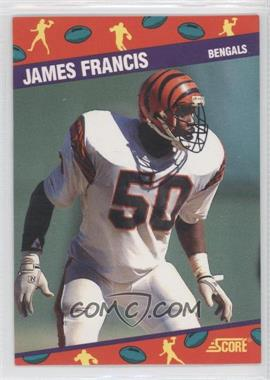 1991 Score National Convention #7 - James Francis