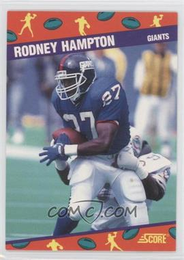 1991 Score National Convention #9 - Rodney Hampton