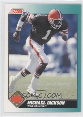 1991 Score Rookie & Traded - [Base] #66T - Michael Jackson